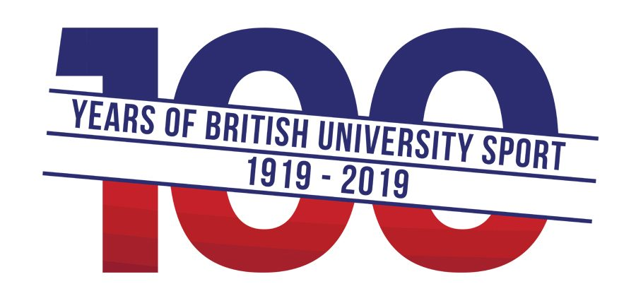 100 years of sport logo