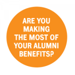 Are you making the most of your alumni benefits?